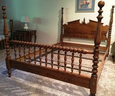 marvas place used furniture consignment store antique full bed