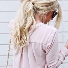 Ben jij een blondine met lang haar? Bekijk dan snel deze 9 fantastische kapsels voor blondines!