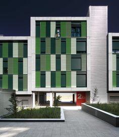 Галерея 120 социального жилья в Parla / Arquitecnica - 5