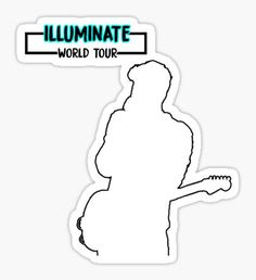 Illuminate - Shawn Silueta Sticker