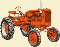 The Allis Chalmers Model B Motor