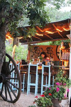 Places: La Paloma Restaurant, Bar and Café auf Ibiza