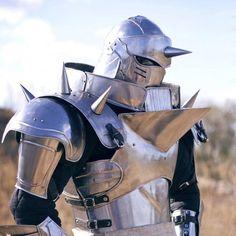 Fancy - Alphonse Elric Steel Armor