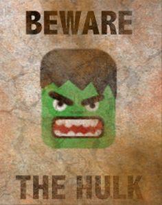 Beware The Hulk by ~Manuellk on deviantART