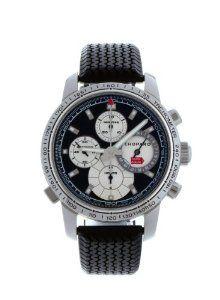 Chopard Men's Limited Edition Mille Miglia Split Second Steel Watch 168995-3002
