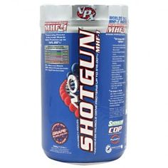 No Shotgun MHF-1 Highlights- Increases Muscle DNA and Muscle Gene Proteins to Rapidly Increase Muscle Growth. Increases Myogenic Regulatory Factors. Unparalleled Training Intensity, Mental Acuity and focus. Increases Whole Body Creatine Retention. Insulin Sensitivity and Responsiveness. Insulin Mediated Lean Mass. Meltdown/Redline- Induced Fat Loss. Muscle Fullness and Blood-Engorged Pumps. Strength, Power, Endurance and Recuperation