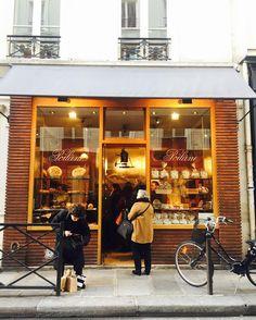 Poilane bakery, 8 rue du Cherche-Midi, Paris (top 10 patisseries in the world)