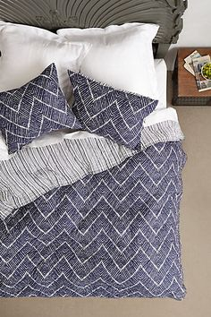 Talas Quilt. A possible backup for our new king bed. #anthropologie