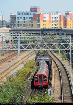 RailPictures.Net Photo: 91097 London Underground underground stock at London, United Kingdom by David J. Smith