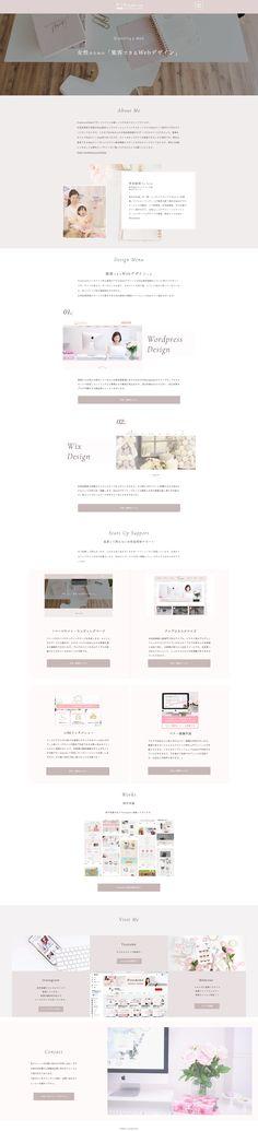 弊社のWeb制作事業の概要ページです。 Web Design, It Works, Design Web, Website Designs, Nailed It, Site Design
