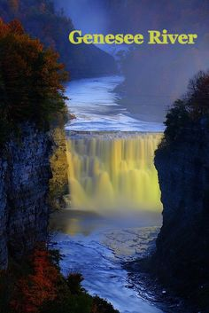 The Genesee #River is a tributary of Lake Ontario flowing northward through the Twin Tiers of Pennsylvania and #Ne York in the United States.