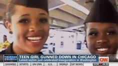 Family Of Slain Chicago Teen Welcomes Gun Control Debate