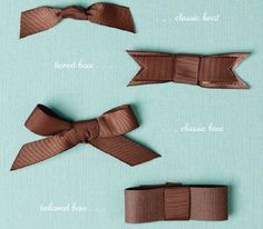 bow tutorial