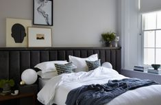 Home Decor Bedroom Currently Crushing On This Stunning Residence by Banda Property - Nordic Design.Home Decor Bedroom Currently Crushing On This Stunning Residence by Banda Property - Nordic Design Decoracion Vintage Chic, Mad About The House, London Apartment, Floor To Ceiling Windows, Nordic Design, Design Design, Apartment Design, Cheap Home Decor, Home Decor Accessories
