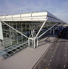 Jane Priestman appointed Lord Foster to design Stansted Airport