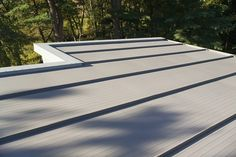 The Kingspan KingZip insulated standing seam roof provides a faster build and higher return on investment.