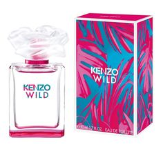 Kenzo Wild - is a limited edition for 2015 only available at certain international airports. The fragrance is described as exotic, wild, energetic and sensual.