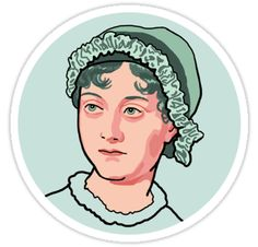Original Jane Austen design! • Also buy this artwork on stickers, apparel, phone cases, and more.