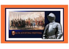 Malta Jousting Festival 2015 in Malta, 23.05.2015 - 24.05.2015. A special event that will show the glorious time of the knight's life against the backdrop of a violent and turbulent world. Extravaganza inspiration of the time that entertained political powers and tours of war. Knights will ride towards one another with couched lances, each aiming to unhorse his opponent. Maltese volunteers with F.W.A are on training regularly preparing just like a knight this practice for battle that…