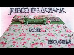 Sonia Franco Programa Nuestra Casa Elaboracion De Sabanas 2 5 Youtube Tutorial De Sabanas Para Cuna Medidas De Sabanas Sabanas Ajustables