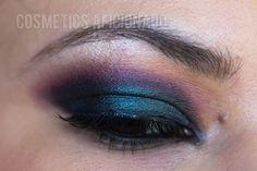 Jesse's Girl Eye Dust in Blackstar Blue
