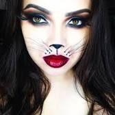 Resultado de imagen para maquillaje halloween
