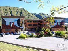 Facultad de Arquitectura y Diseño, Conjunto Universitario La Hechicera, Universidad de Los Andes, Mérida, Venezuela                       Telf. +582742401111