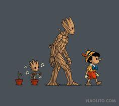 "Evolution is a wonderful thing. ""Galactic Evolution"" by Naolito.deviantart.com on #deviantART"