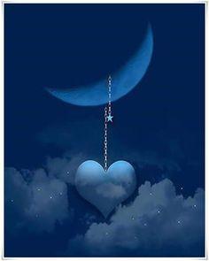Fatti cullare dalla luna . Sogni d'oro