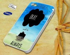 Maybe Okay Case for iPhone 4 4S iPhone 5 5S 5C and by NauraDesign, $13.50