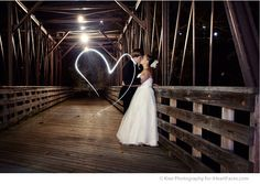 Light Painting #Photography Tutorial by Kara Wahlgren of Kiwi Photography for iHeartFaces.com
