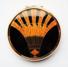Art Deco Convertible Stratton Compact, £69.99