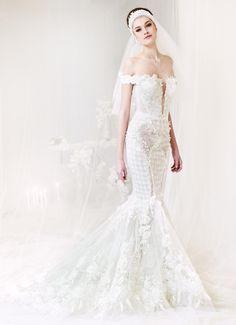 Ziad Nakad wedding dress @weddingchicks