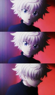 Hunter x hunter Killua Zoldyck
