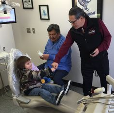 How the Swinomish Indian tribe of Washington state is modeling an Alaskan oral health care program to provide basic dental care for 3,000 tribal members. http://dentalinsurancestore.com/news-articles/dental-wire/2016/01/20/tribe-uses-sovereignty-to-hire-dental-therapist