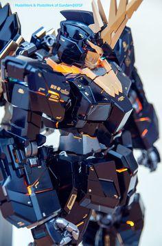 PG 1/60 Banshee Norn NTD Mode by Gundam@EFSF | Gundam Century