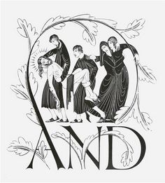 This is the end. Eric Gill
