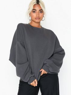 Shop NLY Trend Perfect Chunky Sweater - Nelly.com Shop Till You Drop, Cool Jackets, Cardigans For Women, Bra Sizes, New Outfits, Jumper, Party Dress, Pullover, Sweatshirts