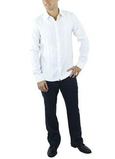 Camisa Tobio #moda #lino #SS2015 www.abito.com.mx