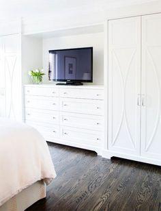 Luxury Bedroom Wall Unit Dresser