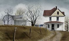 Cozy Canadian Cottage: Top 12 Posts of 2012 ~~~  painting, Billy Jacobs