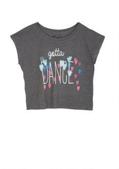 Gotta Dance Tee - Graphic Tees - Tops - dELiA*s