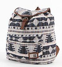 Traveler Backpack...must have!!! *Ethnic print