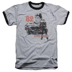 Knight Rider: 1982 Ringer T-Shirt