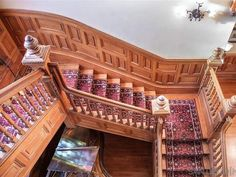 Commercial Property For Sale, Commercial Real Estate, Victorian Interiors, Victorian Homes, Find Property, Investment Property, Grand Staircase, Stairs, Craftsman Staircase