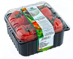 4 tomatoes packaging
