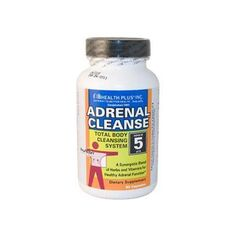 Health Plus Adrenal Cleanse (90 Capsules)