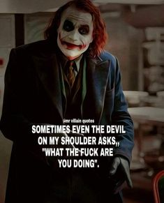 Joker quotes : Apology and trust quote joker True Quotes, Great Quotes, Funny Quotes, Funny Memes, Inspirational Quotes, Jokes, People Quotes, Citations Jokers, Citations Film