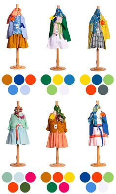 Color combinations for your clothes Fashion Colours, Colorful Fashion, Kids Fashion, Fashion Design, Color Combinations For Clothes, Color Combos, Color Pairing, Color Balance, Color Theory