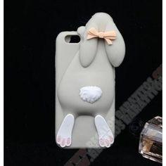 Carcasa divertida 3D diseño conejo para Huawei Ascend G620s varios colores